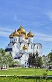The Assumption Cathedral,Yaroslavl — Stock Photo