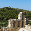 Stock Photo: Odeon of Herodes Atticus, Athens