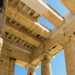 Stock Photo: Propylaeof AtheniAcropolis