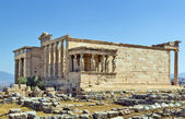 Erechtheion, Athens — Stock Photo