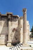 Hadrian Library, Athens — Stock Photo