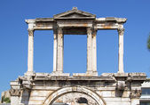 Temple of Olympian Zeus, Athens — Stock Photo
