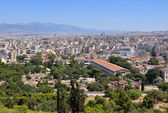 View of the ancient agora — Stock Photo