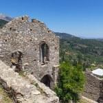 Mystras, Greece — Stock Photo