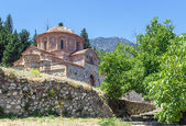Mystras, Greece — Stock Photo