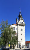 Town hall of the city of Bernburg, Germany — Stock Photo