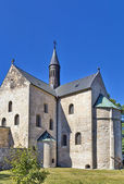 St. Cyriakus, Gernrode, Germany — Stock Photo