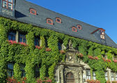 City town hall of Quedlinburg, Germany — Stock Photo