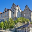 Castle in Quedlinburg, Germany — Stock Photo