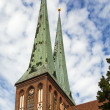 St. Nicholas Church, Berlin — Stock fotografie