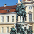 Stock Photo: Statue Friedrich Wilhelm I, Berlin