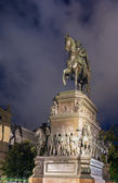 Statue of Frederick the Great, Berlin — Stock Photo