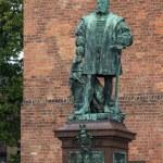 Sculptur Joachim II Hector, Spandau — Stock Photo #32284971
