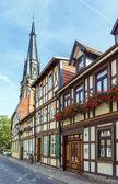Vernigerode, Germany — Stock Photo