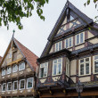 Street in Celle, Germany — Stock Photo