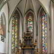 St Nicholas church in Lemgo, Germany — Stock Photo