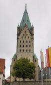 Paderborn Cathedral, Germany — Stock Photo