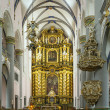 St. Francis Xavier Church, Paderborn, Germany — Stock Photo