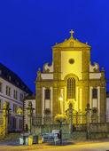 St. Francis Xavier Church, Paderborn, Germany — Stock Photo