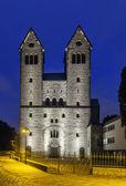 The Abdinghof Church, Paderborn, Germany — Stock Photo