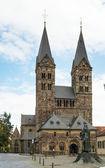 Cattedrale di fritzlar, germania — Foto Stock