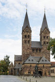 Fritzlar Cathedral, Germany — Stock Photo