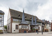 Medieval Town Hall, Einbeck, Germany — Stock Photo