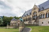 Mediaeval Imperial Palace in Goslar, Germany — Stock Photo