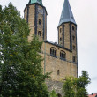Market Church St. Cosmas and Damian, Goslar, Germany — Stock Photo #34676827