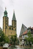 Market Church St. Cosmas and Damian, Goslar, Germany — Stock Photo