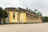 Sanssouci palace,Potsdam, Germany — Стоковое фото