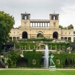 Orangery Palace, Potsdam, Germany — Stock Photo #35239369