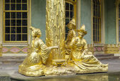 Sculpture of Chinese House, Potsdam, Germany — Stock Photo