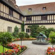 Cecilienhof Palace, Potsdam, Germany — Stock Photo