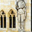 Statue Roland, Halberstadt, Germany — Stock Photo