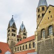 Church of Our Lady in Halberstadt, Germany — Stock Photo #35705613