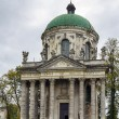 Roman Catholic church in Pidhirtsi, Ukraine — Stock Photo