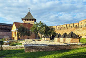 Lutsk High Castle, Lutsk, Ukraine — Stock Photo