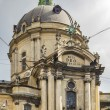 Dominican Church, Lviv, Ukraine — Stock Photo #36174703