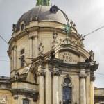 Dominican Church, Lviv, Ukraine — Stock Photo #36174703