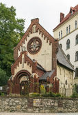 Church of St.John the Baptist, Lviv — Stock Photo