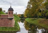 Nesvizh Castle, Belarus — Stock Photo