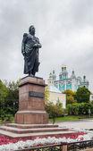 Monument to Kutuzov, Smolensk — Zdjęcie stockowe