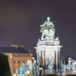 Monument to Maria Theresa, Vienna — Stock Photo