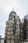 维也纳圣史蒂芬大教堂 — 图库照片