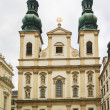 Jesuit Church, Vienna — Stock Photo