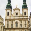 Jesuit Church, Vienna — Stock Photo