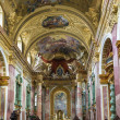 Stock Photo: Jesuit Church, Vienna