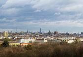 Panorama of Vienna, Austria — ストック写真