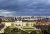 Schonbrunn Palace, Vienna — Stock fotografie